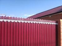 Узоры для заборов и ворот_8